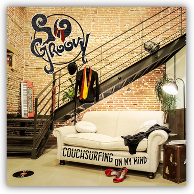 Couchsurfing On My Mind