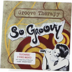 Groove Therapy - CD 5 titres (2014)